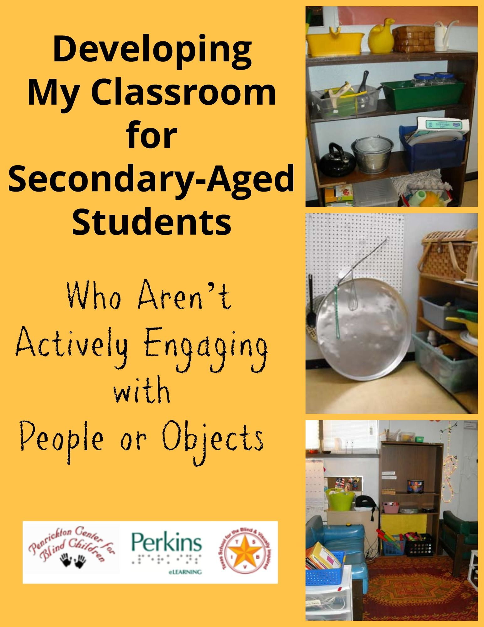 Developing my classroom for secondary-aged students who aren\'t ...