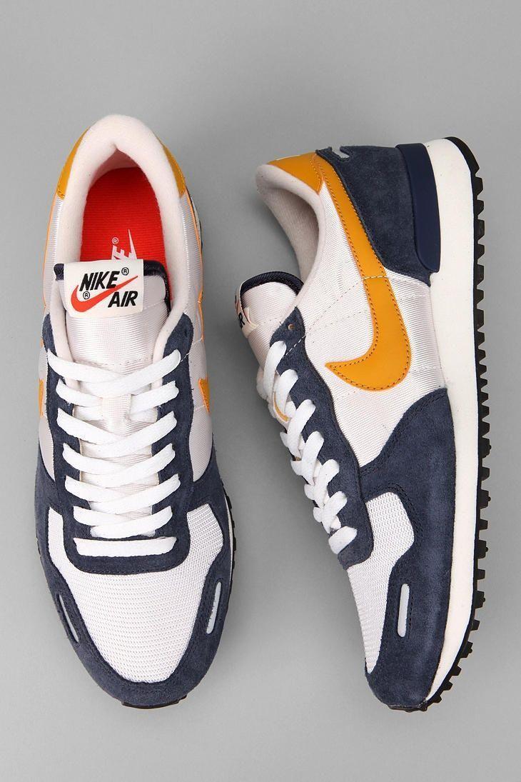 buy popular ca85f e07b0 Idée et inspiration Sneakers -Nike Air Vortex Image Description Nike Air  Vortex NavyWhiteYellow