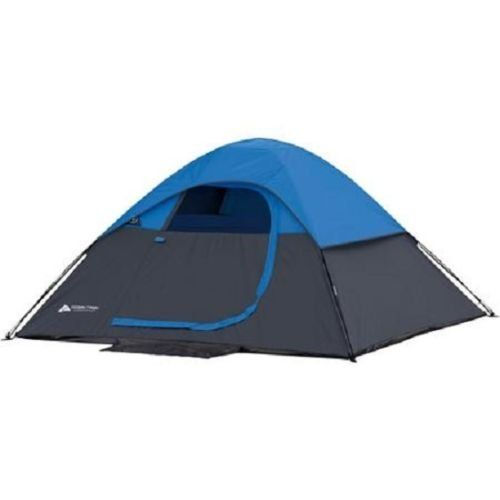 Dome Tent Hiking Backpacking C&ing Outdoor Ozark Trail 2-Person Lightweight Blue ---  sc 1 st  Pinterest & Dome Tent Hiking Backpacking Camping Outdoor Ozark Trail 2-Person ...