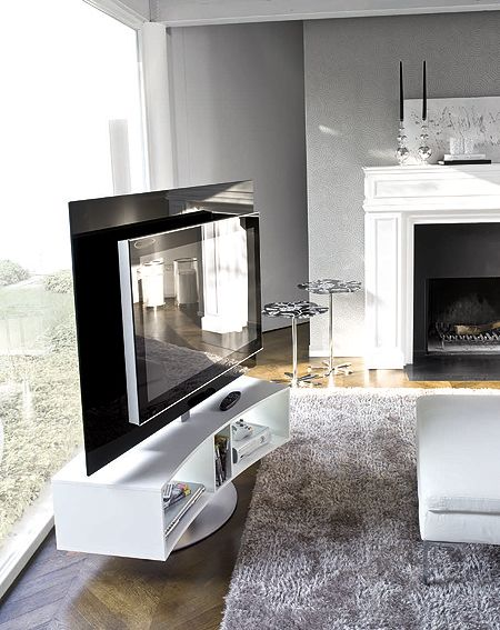 Mueble TV Odeon II Brazil houses Consoles and House