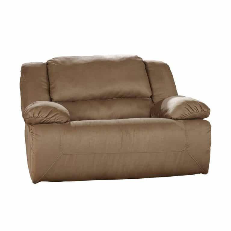 Ashley Design Furniture Hogan Overstuffed Recliner Chair