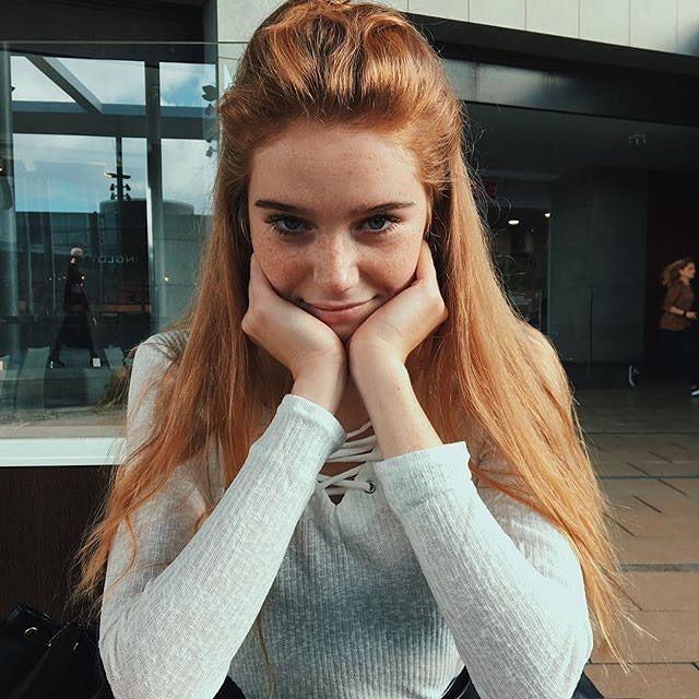 Perfect redhead pics