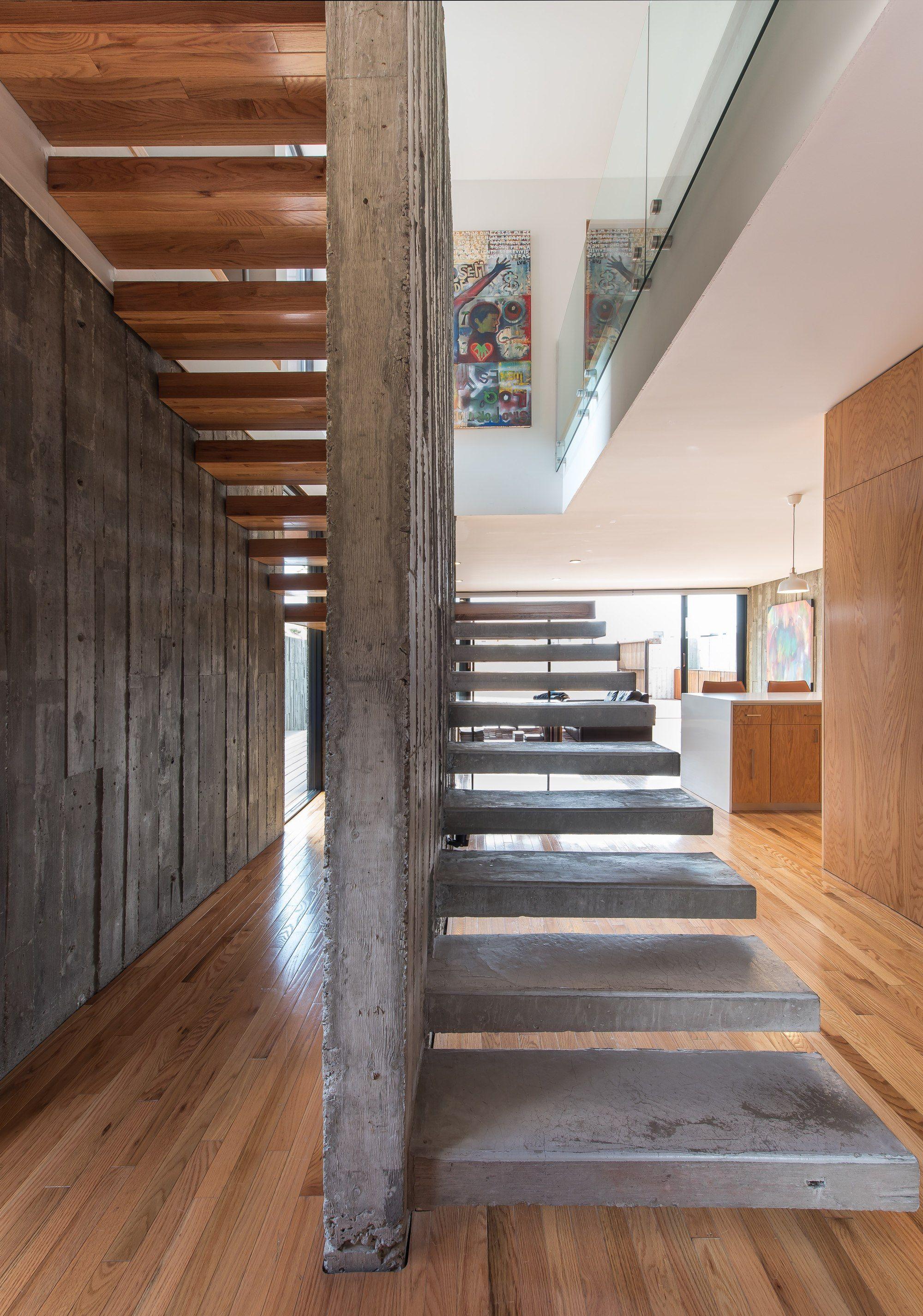 Arquitectura Casas Escaleras Exteriores Arquitectura