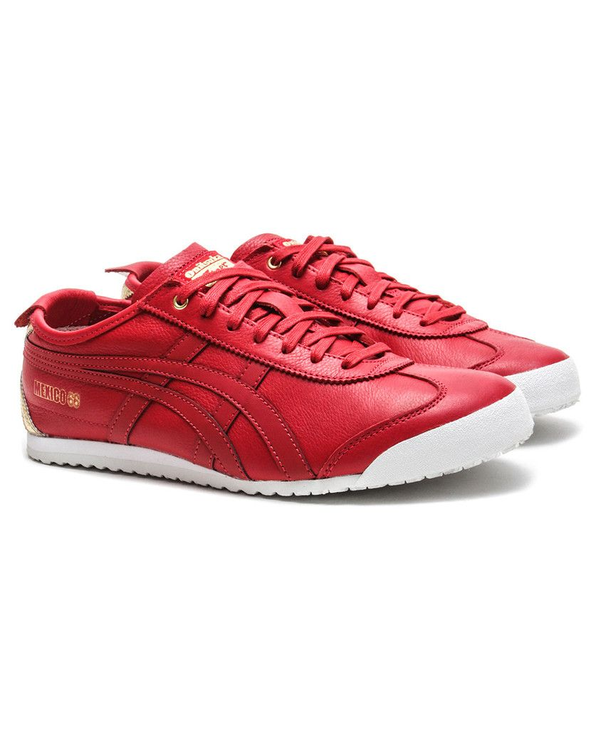 online retailer 53cb5 179cb Asics - Onitsuka Tiger Mexico 66 (Red/Red) | Onitsuka Tiger ...