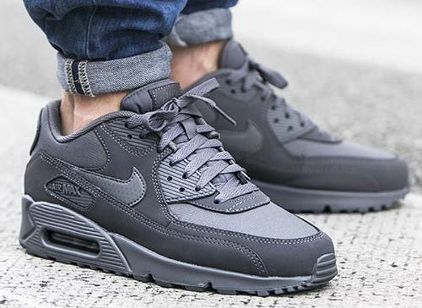 air max homme 90 essential grise