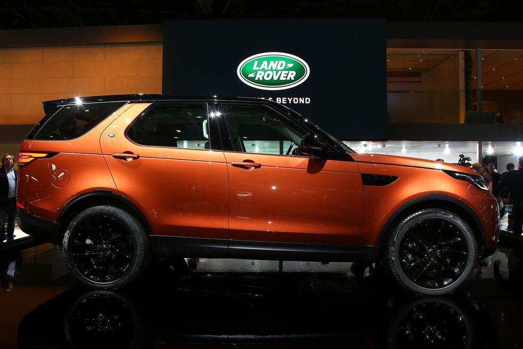 2017 Land Rover Discovery Land rover discovery, Land