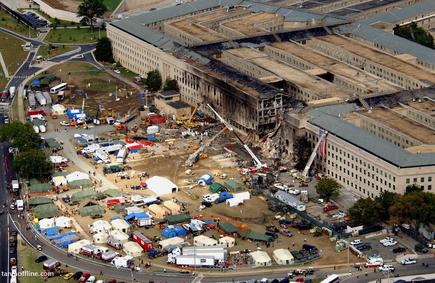 What Hit The Pentagon On 9 11 A Missile Or Plane