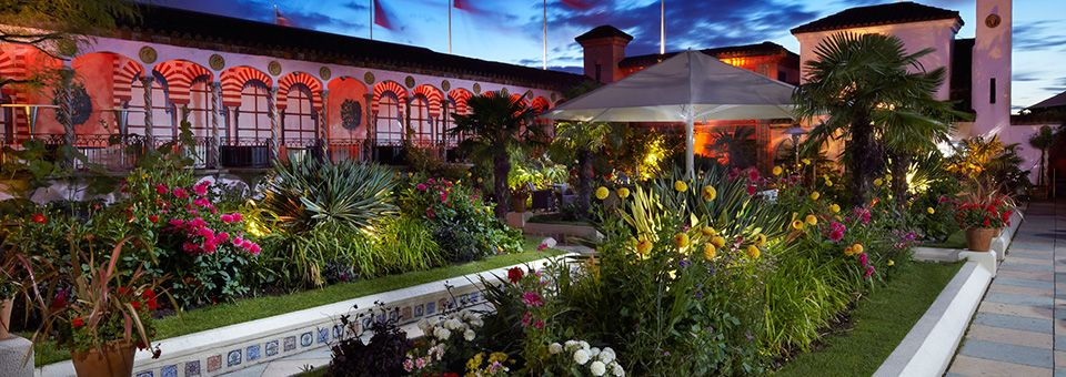 Kensington Roof Gardens An Oasis Of Green In The Heart Of Kensington Central London Visit Hidden London In England Londen House Tips