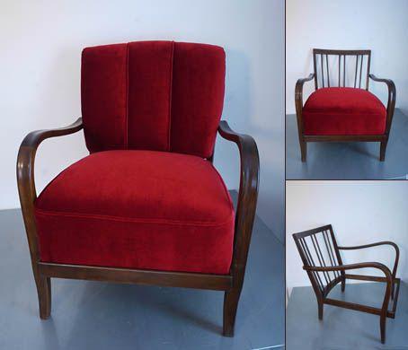 Sessel Kaufen ie können diesen neu gepolsterten sessel aus den 30er jahren