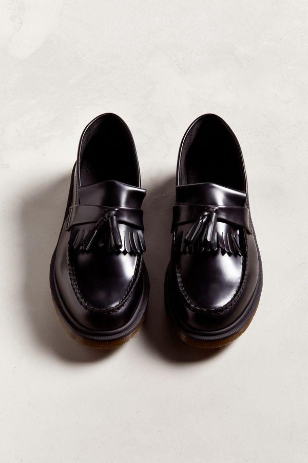 Dr Martens Adrian Tassel Loafer Tassel Loafers Loafers Dress Shoes Men