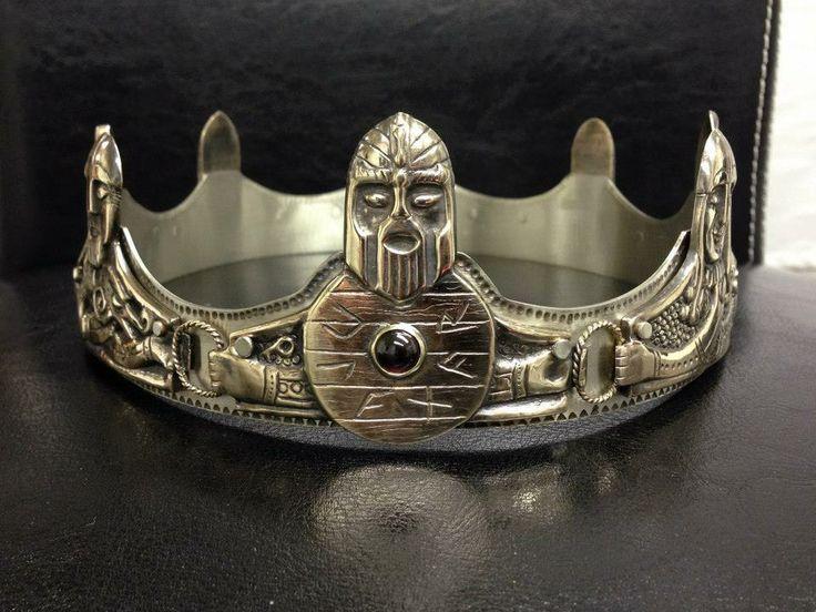 Pin By Jessica Hunt On Macbeth Circlet Viking Jewelry