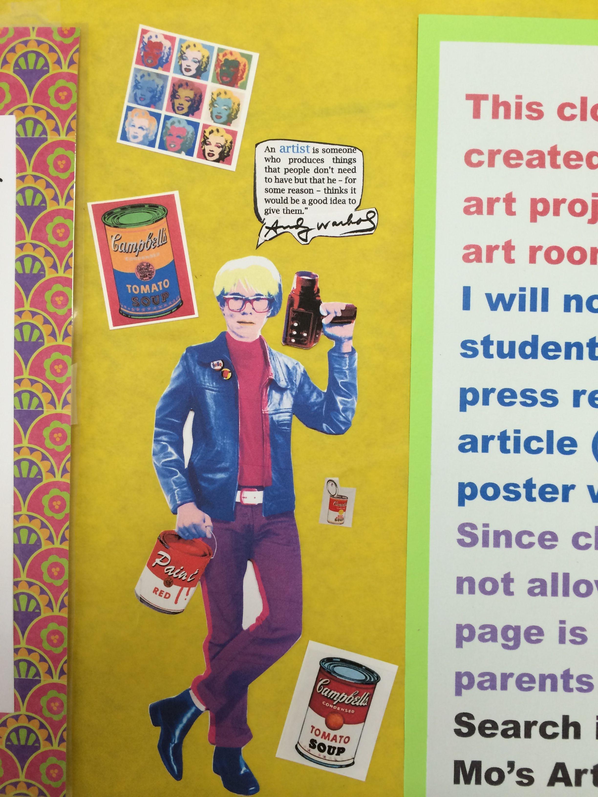 My Life: Andy Warhol
