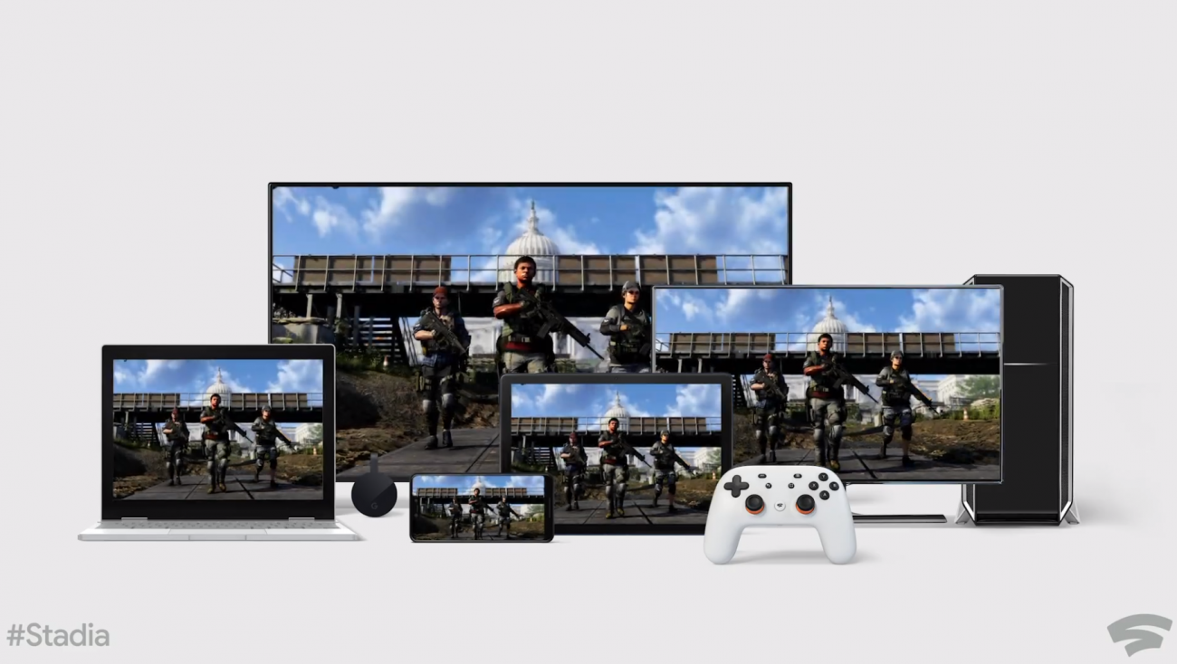 Google Stadia Will Sell Games A La Carte Cloud Gaming Rise Of The Tomb Streaming