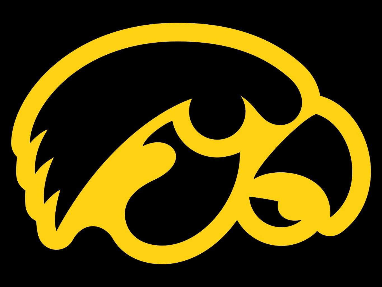 Ncaa Logos Iowa Hawkeyes Hawkeyes Iowa