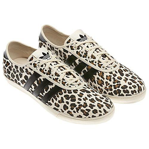 image: adidas Jeremy Scott P Sole Shoes G61097 Leopard  Leopard
