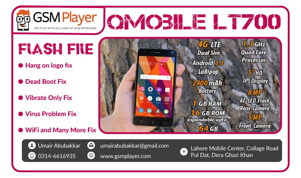 QTab Q800 Firmware | Mobiles | Tools, All brands