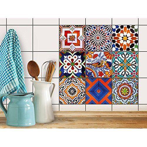 Fliesenspiegel Zum Kleben fliesen kleben dekorativ aufkleber folie sticker badfolie küchen