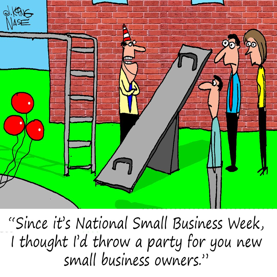 It's National #SmallBusinessWeek, what are you doing to ...