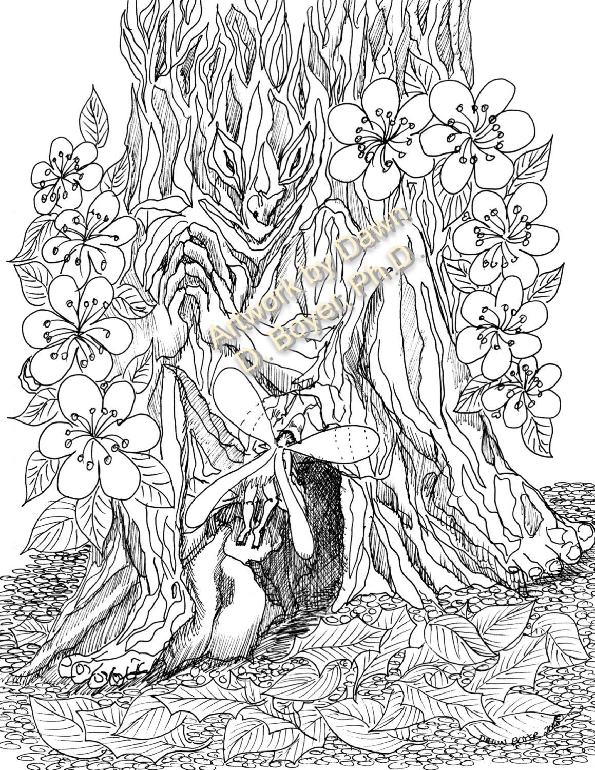 Fairy Houses And Fairy Doors Vol 3 And 4 Individual Coloring Etsy Horse Coloring Pages Coloring Pages Coloring Books [ 1500 x 1159 Pixel ]