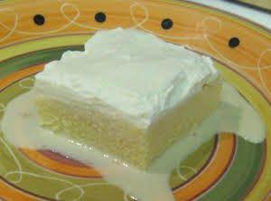 How to make Pastel de Tres Leches-Tres Leches Cake