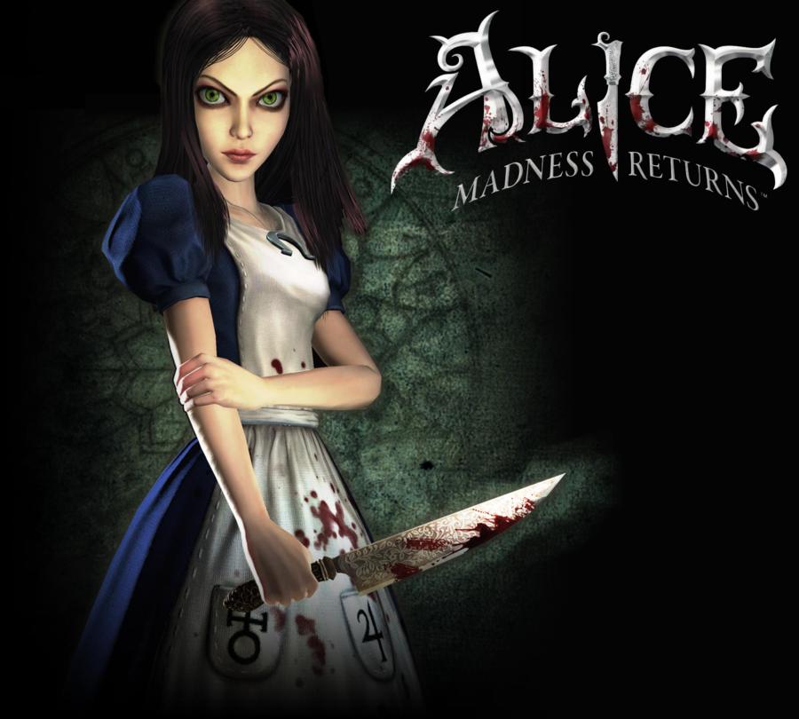 скачать игру Alice Madness - фото 10