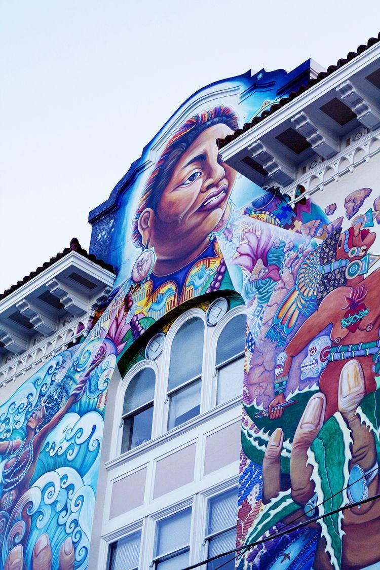 Women's Center Mission District San Francisco