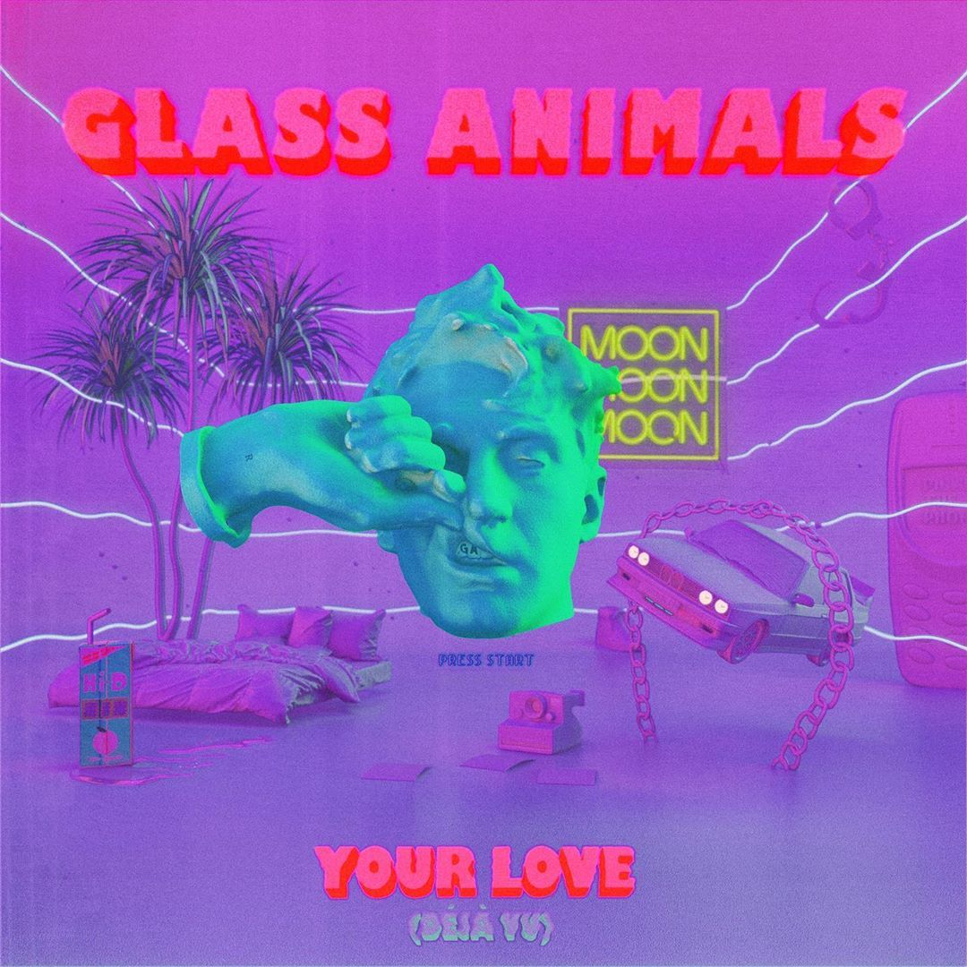 "glass animals on Instagram ""YOUR LOVE (DÉJÀ VU). OUT NOW"