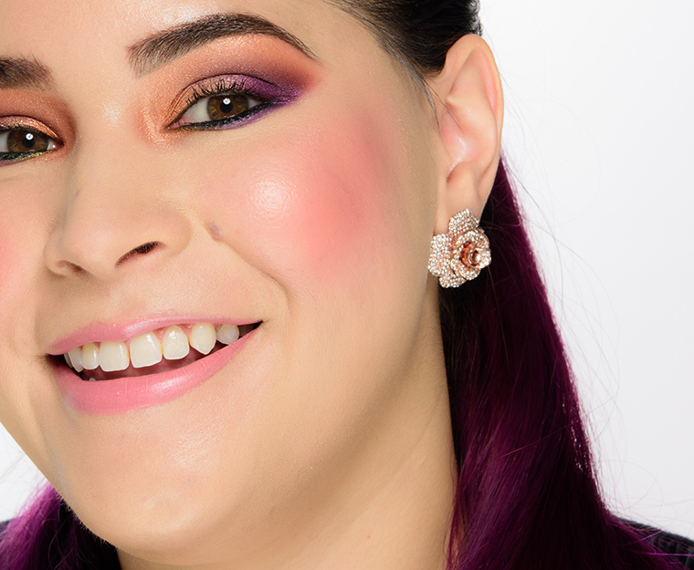 Cover FX Pink Dahlia Monochromatic Blush Duo Review