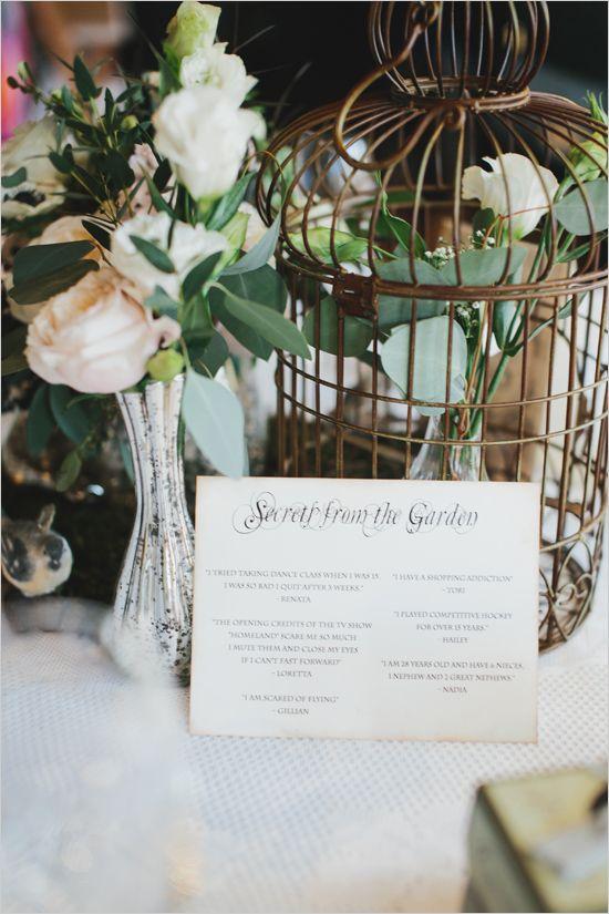 Indoor Garden Party Bridal Shower Garden Party Bridal Shower