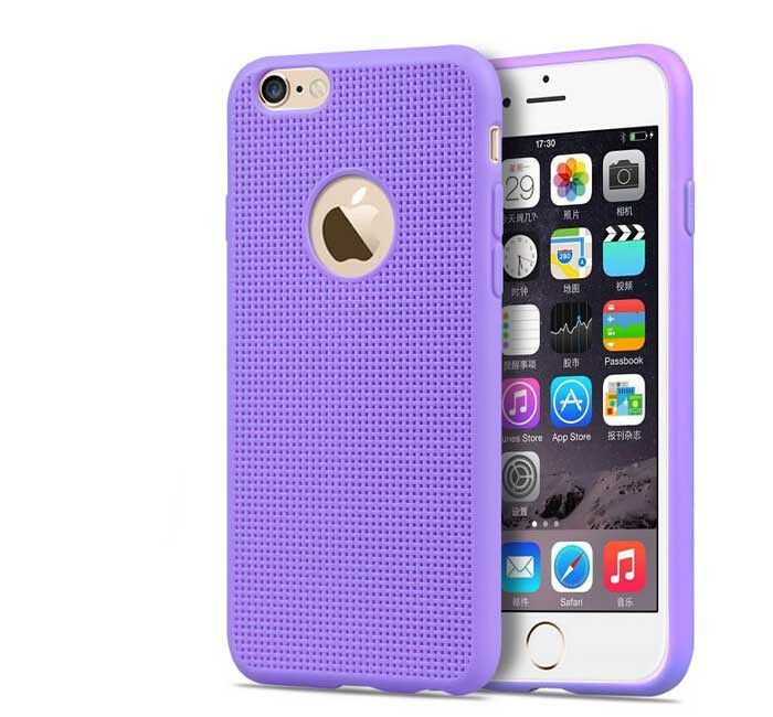 Grid Phone Case For iPhone 6