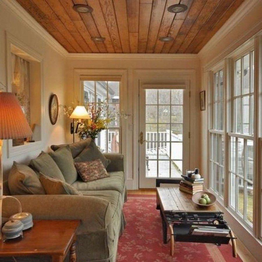 Interior Sunroom Addition Ideas: 46 Popular Sunroom Design Ideas