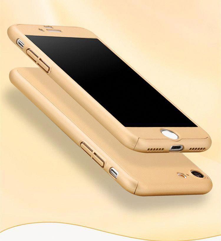 For Iphone 7 Plus Phone Case Hard Le Mobile All Inclusive Scrub Women Male Luxury Allmobilephone