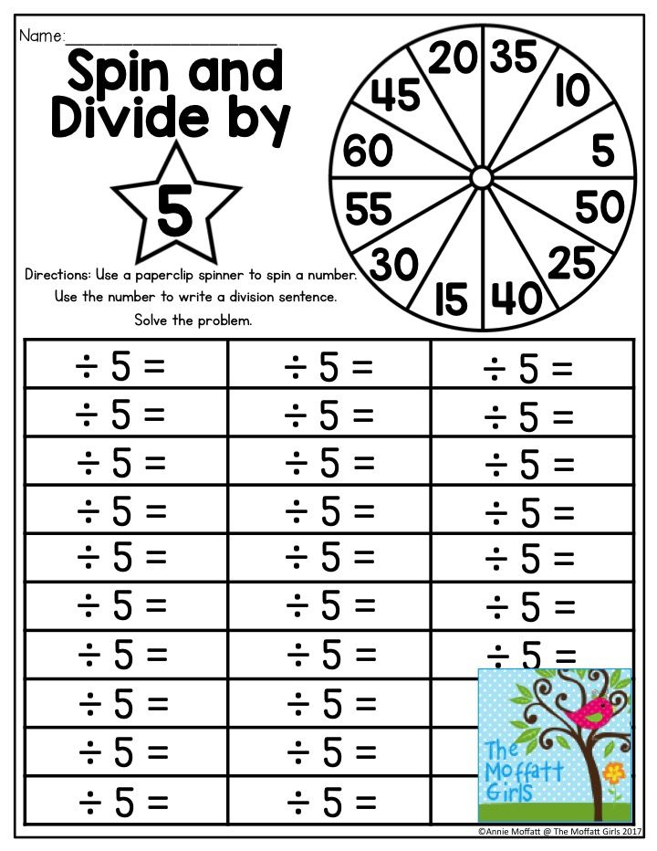 Boost Division Skills In 9 Fun And Effective Ways Math Division Math Number Sense Math Centers Middle School Basic division facts worksheets pdf