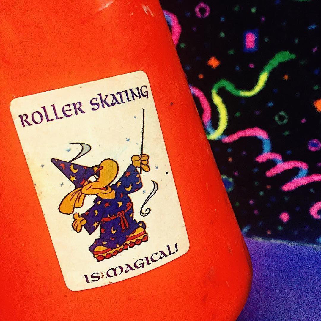 It's true.  #rollerskating #rollerskates #rollerskate #rollerrink #rollerblades #skatelife #skate by bambibloodlust