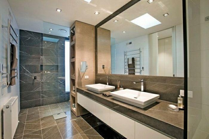 salle de bain contemporaine 2015 | sdb 2 | Pinterest | Salle de bain ...