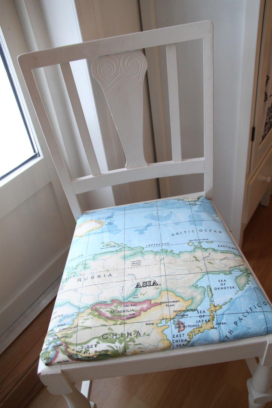 map seat
