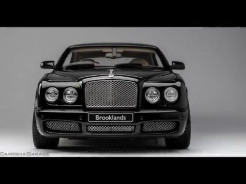 Bentley Brooklands 6 75 Liter V8 Fcaminhagarage Bentley Brooklands Bentley Liter