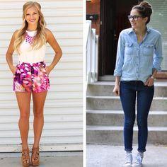 8be99fb126 17 Fabulosos tips de moda que las chicas bajitas deben comenzar a aplicar  ahora mismo