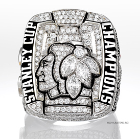 Stanley Cup Ring #Blackhawks