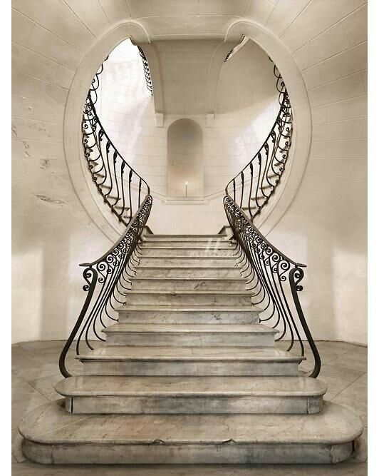 Best Dual Spiral Staircase Love It Stairs Design 400 x 300