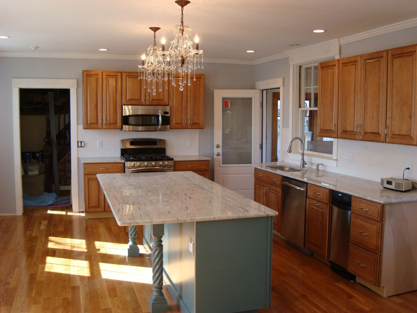 Pin by Tony on Home | Kitchen flooring, Kitchen remodel ...