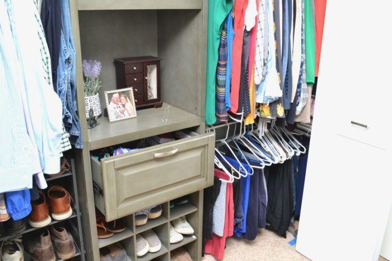 Diy closet makeover closet makeover closet makeover diy