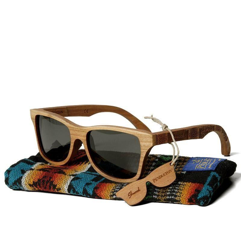 La nouvelle collection de lunettes de Soleil en bois Shwood 633b15aa68e7
