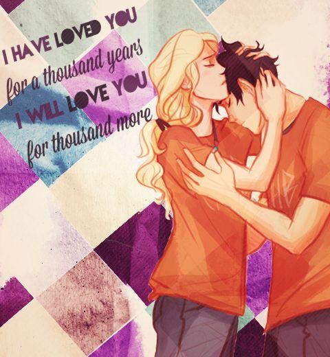 Percabeth, Percy Jackson, Annabeth Chase