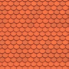 Textures Texture Seamless Meursault Shingles Clay Roof