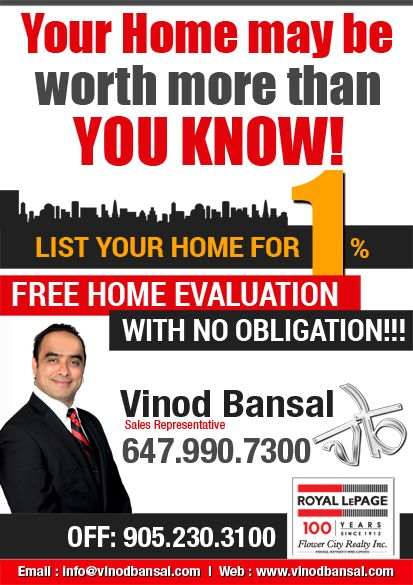 List Your Home For 1 Percent Only For Details Contact 647 990 7300 Top Real Estate Agents Real Estate Agent Estate Agent