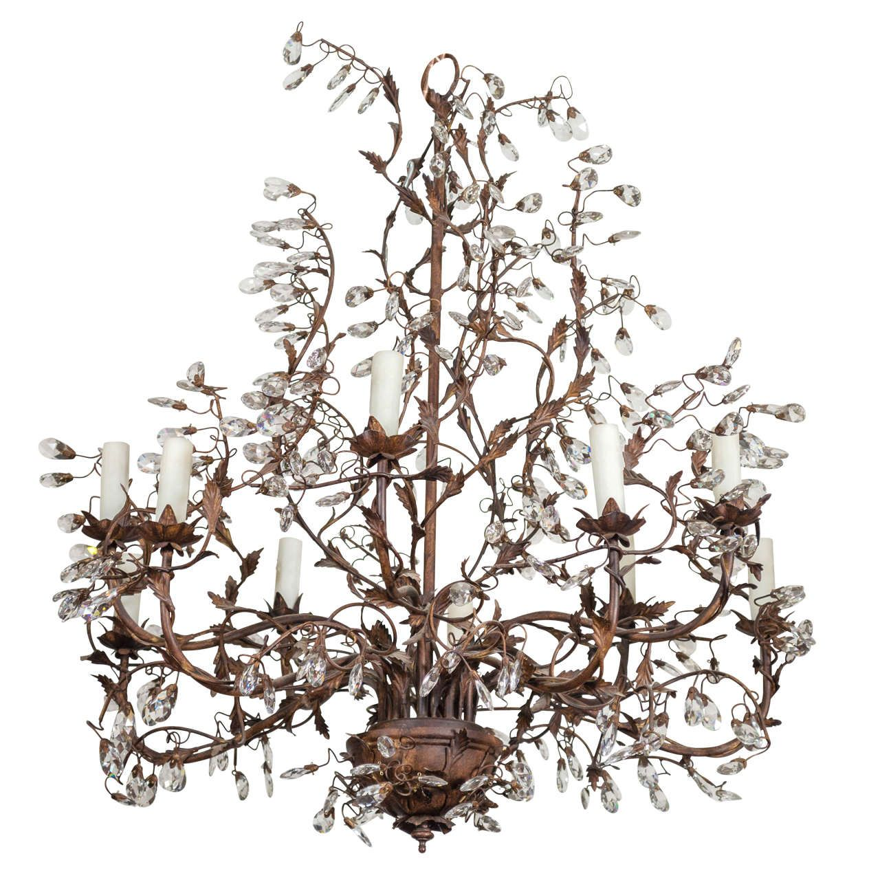 Whimsical ten light chandelier whimsical pendant lighting and whimsical ten light chandelier aloadofball Image collections