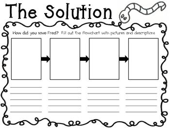 INTERACTIVE SCIENCE NOTEBOOK FREEBIE! ~ CAN YOU SAVE FRED