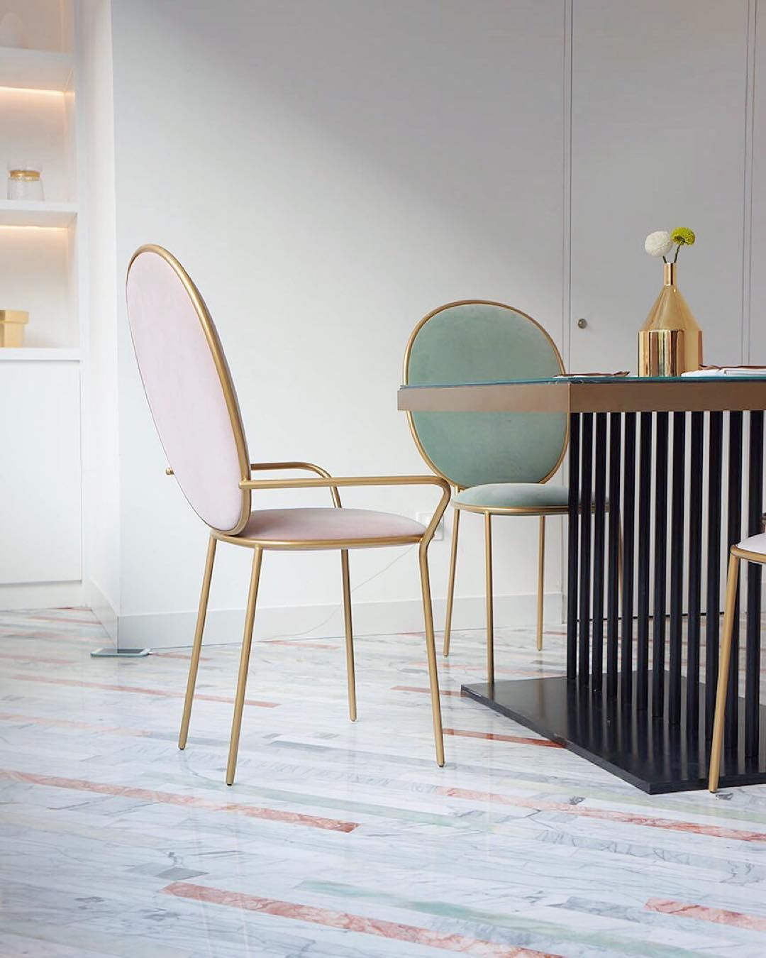 Dining Chair Trends For 2016: Trend Forecast: 2017 Design & Color