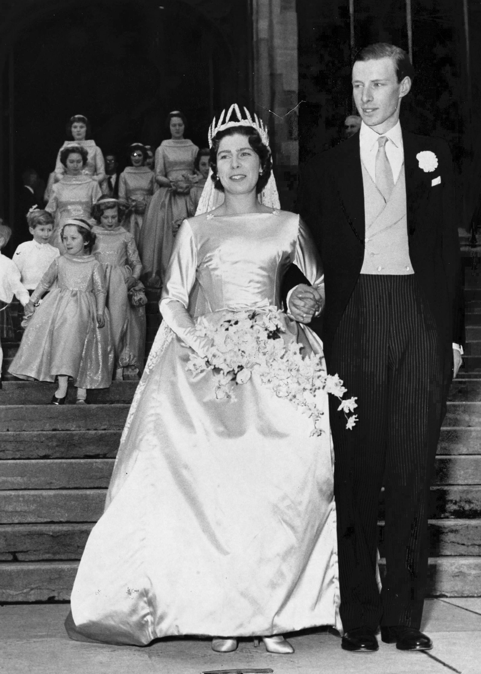 The Best Royal Wedding Dresses of the Last 70 Years